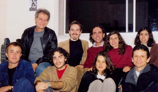 Fundação do NEIP, 2001